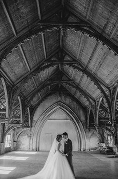 Utrecht, Metaal Kathedraal, wedding, bruiloft, trouwfotografie, trouwen, oude kerk, old abandoned church, wedding photography ingephotography.nl