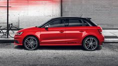 Audi S1 Sportback http://www.audi.it/ARGSGT1U