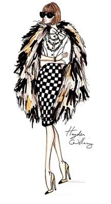 Anna Wintour by Hayden Williams
