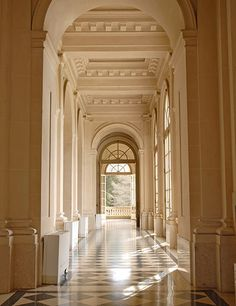 On the Market: A Jaw-Dropping Estate in Buenos Aires, Argentina : Architectural Digest Classical Architecture, Beautiful Architecture, Interior Architecture, Historical Architecture, Sustainable Architecture, Landscape Architecture, Mansion Interior, Interior And Exterior, Palace Interior