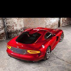 2013 SRT Dodge Viper