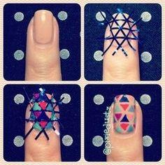 Nail design ideas.