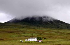 This hotel: the most remote lodging in Britain.