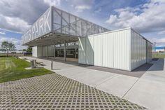 John Fry Sports Park Pavilion / The Marc Boutin Architectural Collaborative Inc.