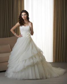 Bonny Bridal Bridal Gown - Bonny Classic 235 from Laboutiquedesbride.com - $409.95