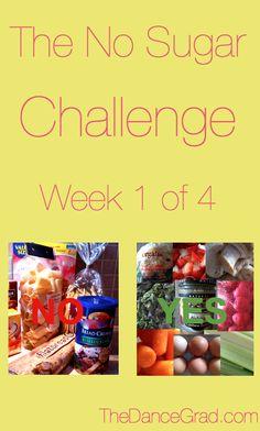 Sugar Withdrawal Symptoms| The No Sugar Challenge | The Dance Grad
