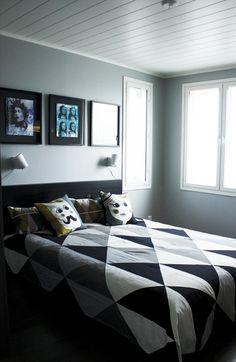 Hyvinkään asuntomessut - lehdistön ennakkopäivä | Ruutupaperilla -blogi Interior Architecture, Interior Design, Bedroom, Furniture, Home Decor, Architecture Interior Design, Nest Design, Decoration Home, Home Interior Design