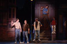 West Side Story Set Rental