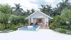 Cora Cora Maldives: absolute Freiheit im Urlaub - The Chill Report Restaurant, Superfoods, Gazebo, Romance, Outdoor Structures, Outdoor Decor, Home Decor, Tropical Paradise, Art Gallery