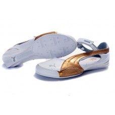 Puma Sandals Third Generations White/Golden
