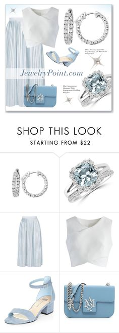 """""""JewelryPoint.com"""" by monmondefou ❤ liked on Polyvore featuring Topshop, Chicwish, New Look, Alexander McQueen, jewelry and jewelrypoint"""