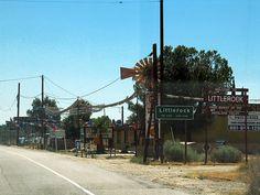 Littlerock, California