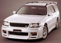 Nissan Stagea Autech Edition, 1997