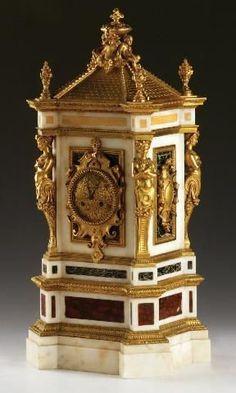 clock, XIX century