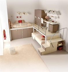 adult loft bed with desk | for the home | pinterest | adult loft