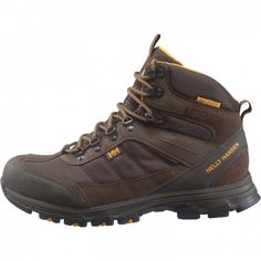 RAPIDE MID CORDURA HT - Waterproof Helly Tech membrane technology in a reinforced and supportive mid-cut hiking boot. SHOP - http://bit.ly/1tdiisL