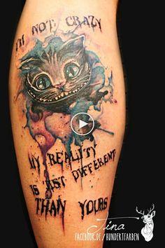 Ideas For Disney Tattoo Ideen Grinsekatze Foot Tattoos, Body Art Tattoos, Tattoo Drawings, Tattoo Cat, Tattoo Moon, Tiny Tattoo, Tattoo Sketches, Arm Tattoo, Tatoos