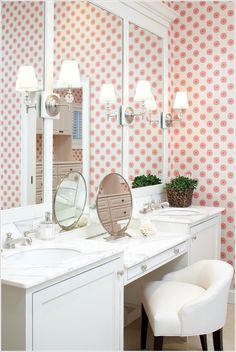 45 Best Bathroom Dressing Tables Images