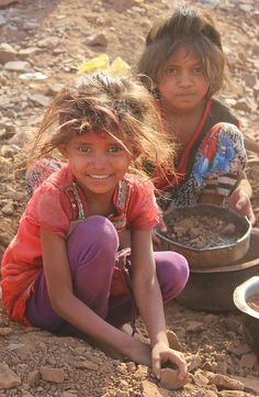 June 12 - World Day Against Child Labour. There are 215 million in the world, children are forced to work to survive, often in the worst forms of exploitation.