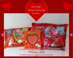 #Giveaway Celebrate Valentines Day With Hershey's