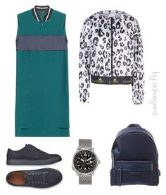 """Nothing but sport"" by aakiegera on Polyvore featuring мода, rag & bone, Longchamp, StellaSport и Citizen"