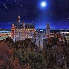 """""""The amazing Neuschwanstein Castle, Germany by @ilhan1077 