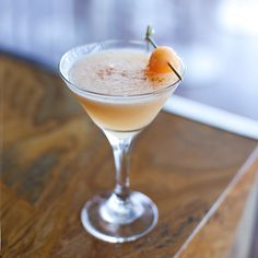 """VMA Cocktails 2014: The """"Wrecking Ball"""" - Recipe by the Press Lounge #InStyle"""
