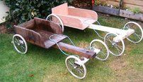 Have fun this weekend making your own wooden go-kart (and creating your website using 350pages)
