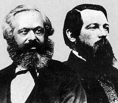 Karl Marx and Friedrich Engels  Dialectical materialism (sometimes abbreviated diamat) is a philosophy of science and nature, based on the writings of Karl Marx and Friedrich Engels, and developed largely in Russia and the Soviet Union