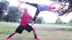 57 best two person acro stunts images  acro stunts acro