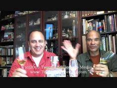 Tequila Aficionado's Alex Perez and Mike Morales taste and discuss Blue Nectar Reposado tequila.