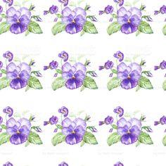 삼색제비꽃 수채화에 대한 이미지 검색결과