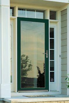larson storm door parts | Door Designs Plans & Escape double screen door | Larson Storm Doors Let in the breeze ... Pezcame.Com