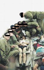 The Israeli occupation's racism on full display