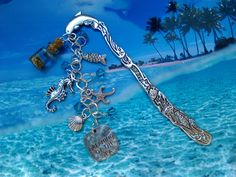 """""""Dreaming of the Sea"""" bookmark"""