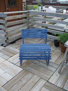 deck perimeter fencing option..