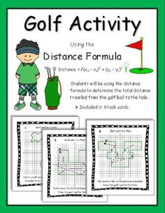 Distance Formula by Common Core Materials