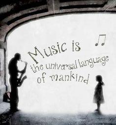 Music ♪...the universal language