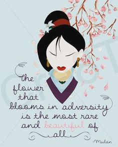 Pin for Later: 17 Disney Quotes That Will Leave You Utterly Inspired Mulan