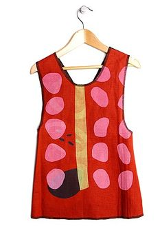 Rokoco Textiles - Child's Pinnie/Apron