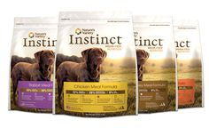 One of our fave brands of dog food!  Nature's Variety: Instinct Grain-Free Kibble and Canned Diets for Dogs   Nature's Variety