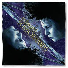 Edward Scissorhands/Movie Poster Bandana