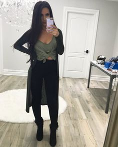 really cute outfits Fashion Mode, Fashion Killa, Look Fashion, Fashion Outfits, Womens Fashion, Fashion Beauty, Fall Winter Outfits, Autumn Winter Fashion, Look Hip Hop