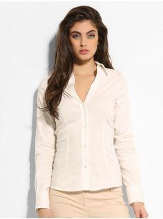 Marciano Stretch Cotton Shirt