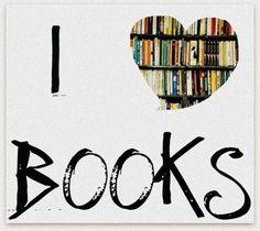 Ich liebe Bücher <3