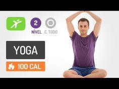 Aula de Yoga para Iniciantes - #15 - Para Eliminar Dores de Cabeça e Insônia - YouTube