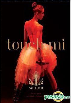 Sammi Cheng - Touch Mi World Tour Live (2DVD + Karaoke DVD)