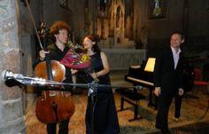 Le premier festival de «Musiques en Minervois» concert viennois avec des artistes de très haut niveau. François Chaplin...