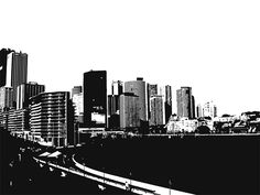 Skylines Free Vector Image