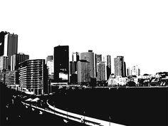 Skylines Free Vector Image
